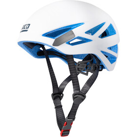 LACD Defender RX Kask, white/blue